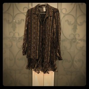 Silk Jones New York outfit